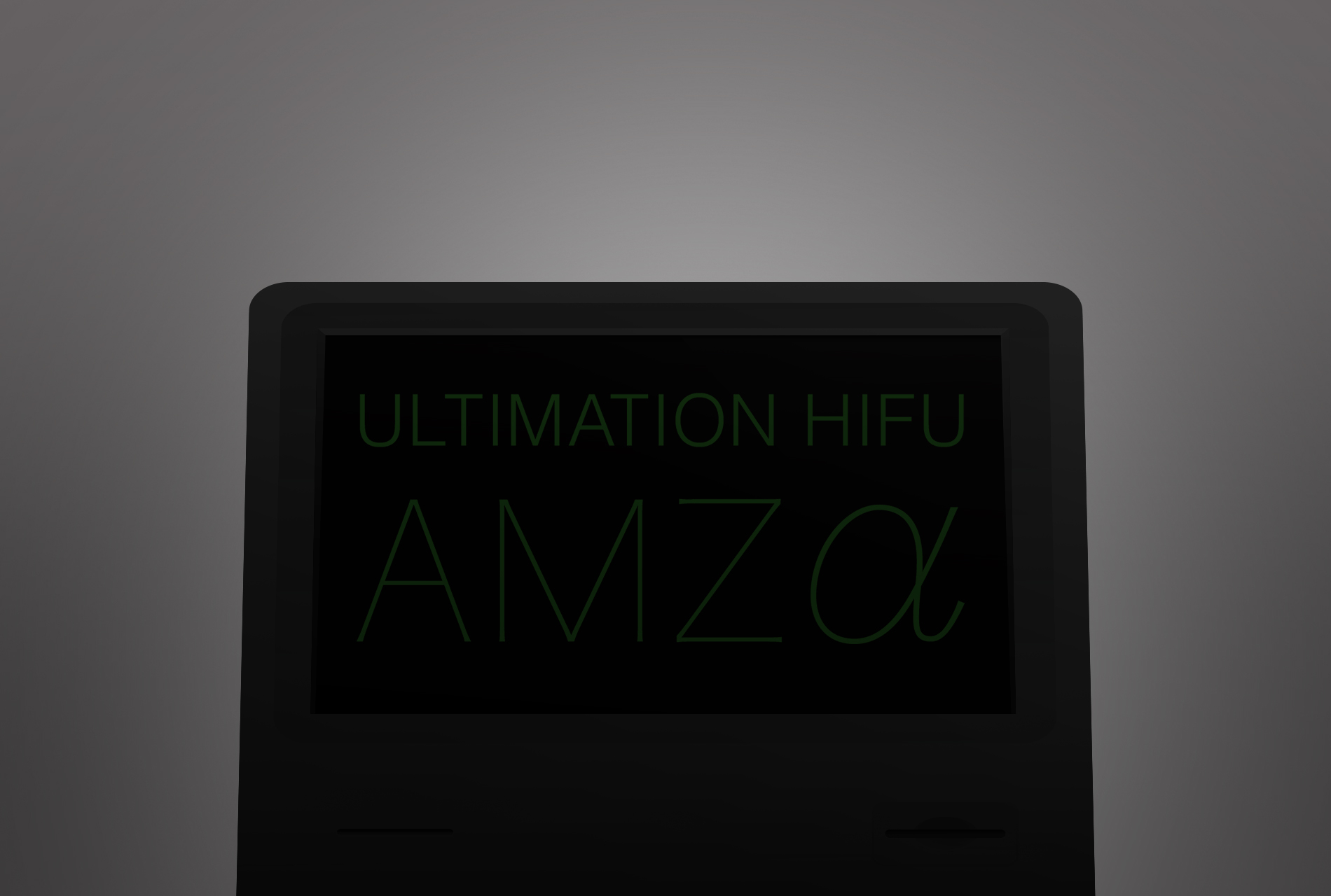 ULTIMATION HIFU AMZ α